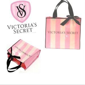 🆕Victoria's Secret Plastic Little tote bag